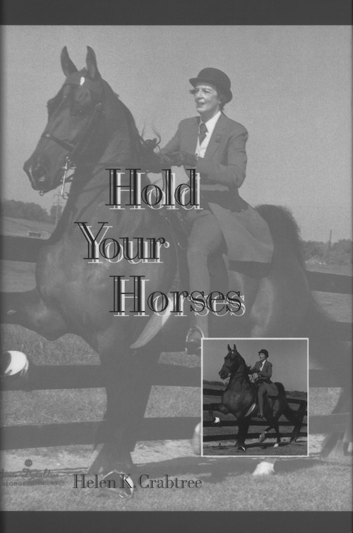 In her 1997 memoir, equitation legend Helen Crabtree tells the story of the 1979 AHSA Medal Finals when her student Shauna Schoonmaker was asked to switch horses.
