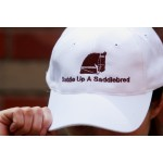 Saddle Up A Saddlebred Cap